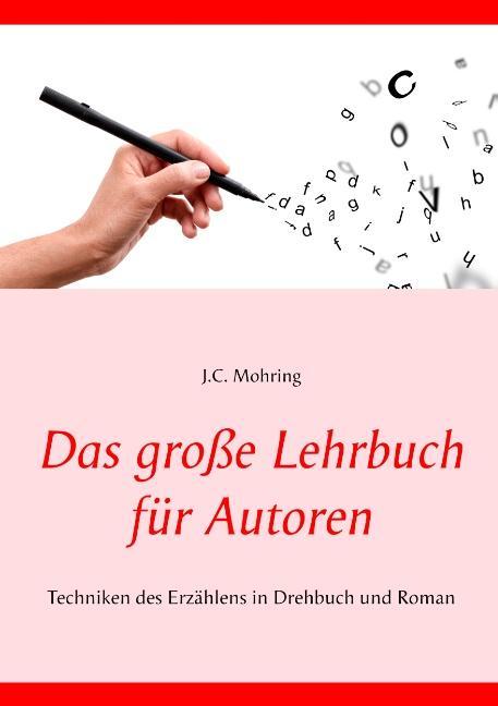 Cover-Bild Das große Lehrbuch für Autoren