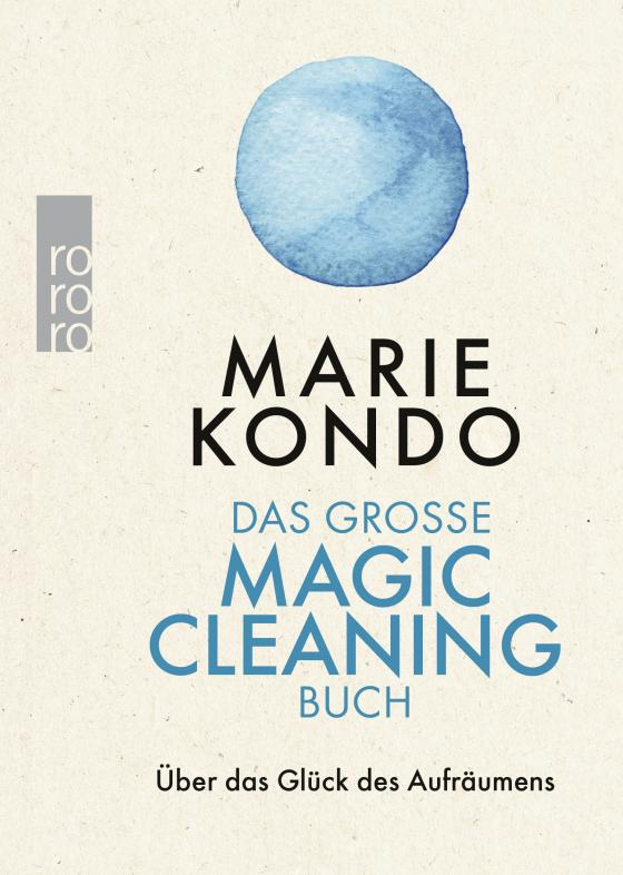 Cover-Bild Das große Magic-Cleaning-Buch