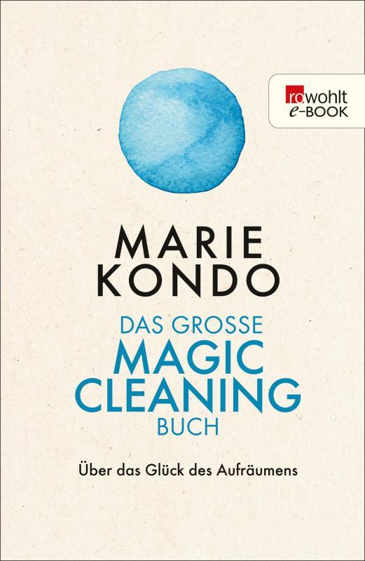 Cover-Bild Das große Magic-Cleaning-Buch