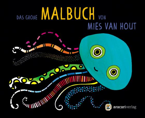 Cover-Bild Das große Malbuch von Mies van Hout
