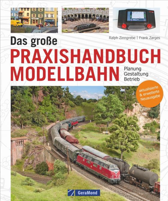Cover-Bild Das große Praxishandbuch Modellbahn