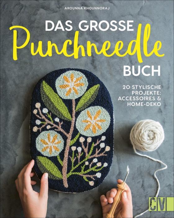 Cover-Bild Das große Punchneedle-Buch