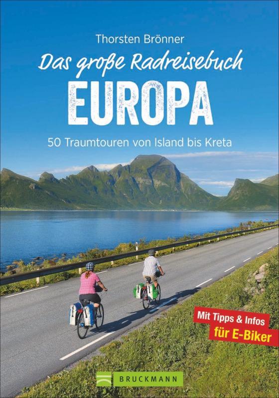 Cover-Bild Das große Radreisebuch Europa