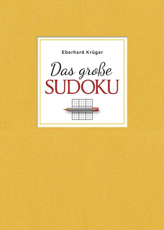 Cover-Bild Das große Sudoku - Geschenkedition