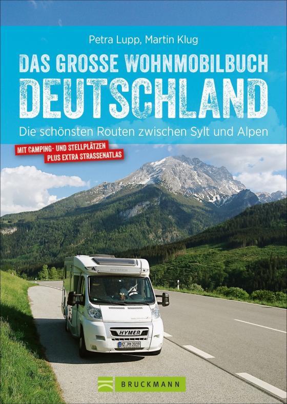 Cover-Bild Das große Wohnmobilbuch Deutschland