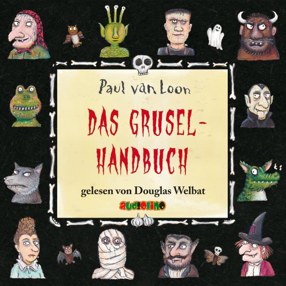 Cover-Bild Das Gruselhandbuch