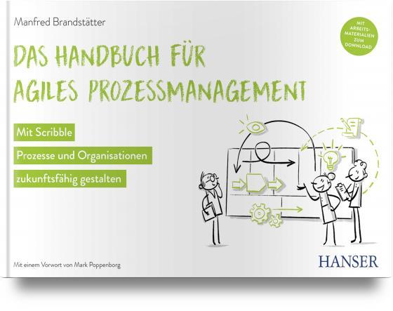 Cover-Bild Das Handbuch für agiles Prozessmanagement