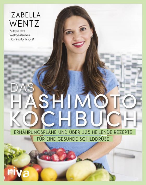 Cover-Bild Das Hashimoto-Kochbuch