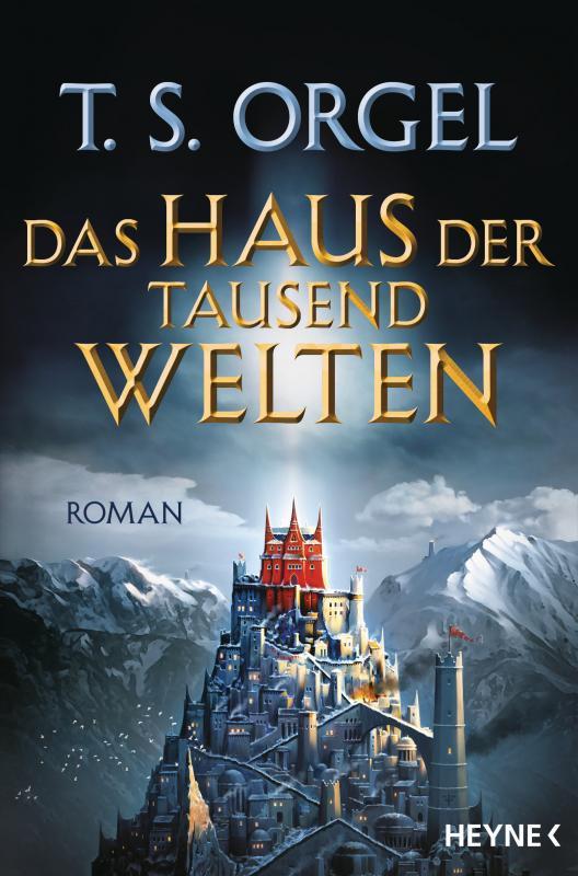 Cover-Bild Das Haus der tausend Welten
