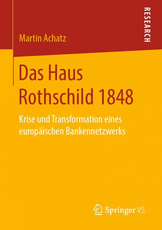 Cover-Bild Das Haus Rothschild 1848