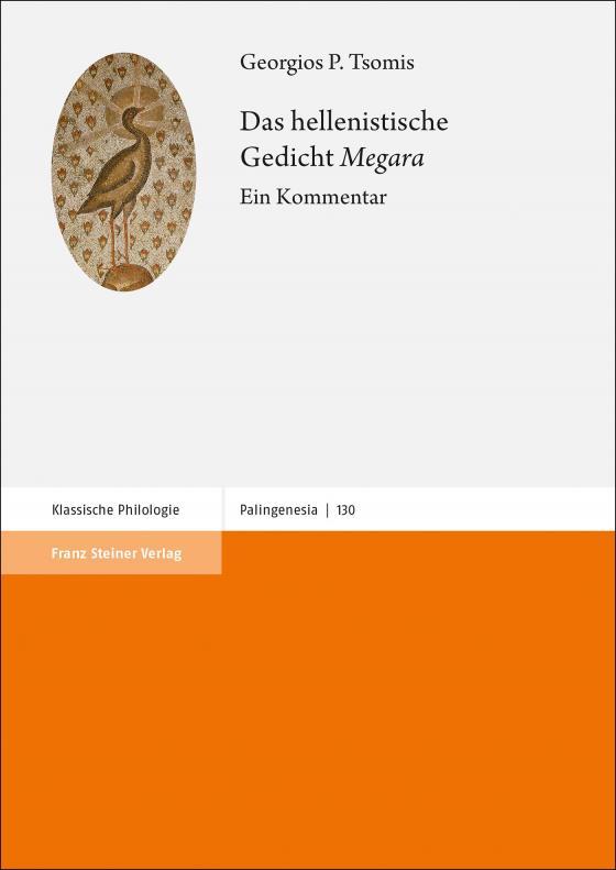 """Cover-Bild Das hellenistische Gedicht """"Megara"""""""