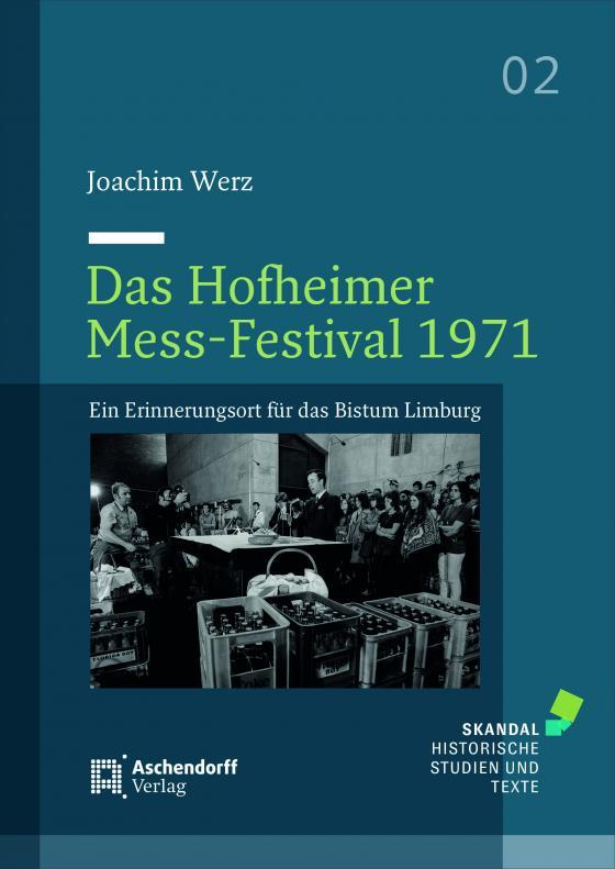 Cover-Bild Das Hofheimer Mess-Festival 1971