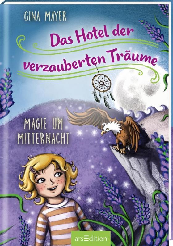 Cover-Bild Das Hotel der verzauberten Träume - Magie um Mitternacht