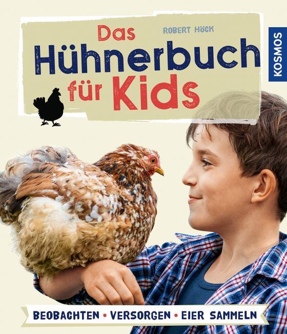 Cover-Bild Das Hühnerbuch für Kids