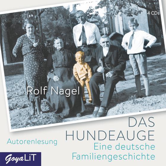 Cover-Bild Das Hundeauge
