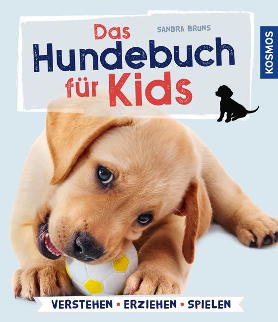 Cover-Bild Das Hundebuch für Kids
