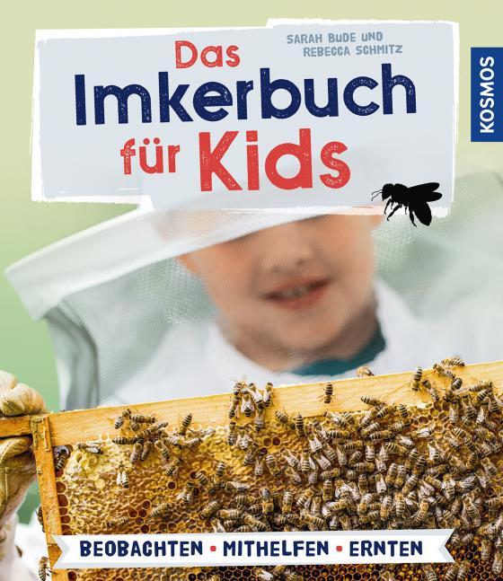 Cover-Bild Das Imkerbuch für Kids