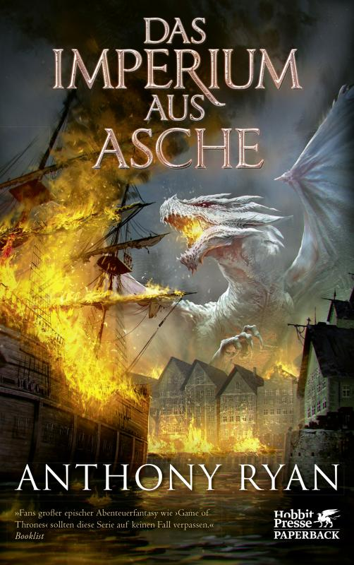 Cover-Bild Das Imperium aus Asche