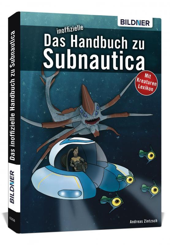 Cover-Bild Das inoffizielle Handbuch zu Subnautica