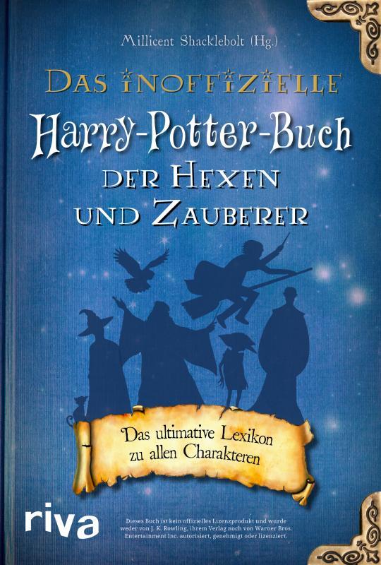 Cover-Bild Das inoffizielle Harry-Potter-Buch der Hexen und Zauberer