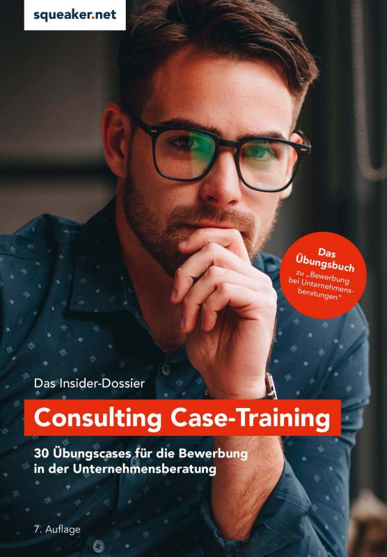 Cover-Bild Das Insider-Dossier: Consulting Case-Training