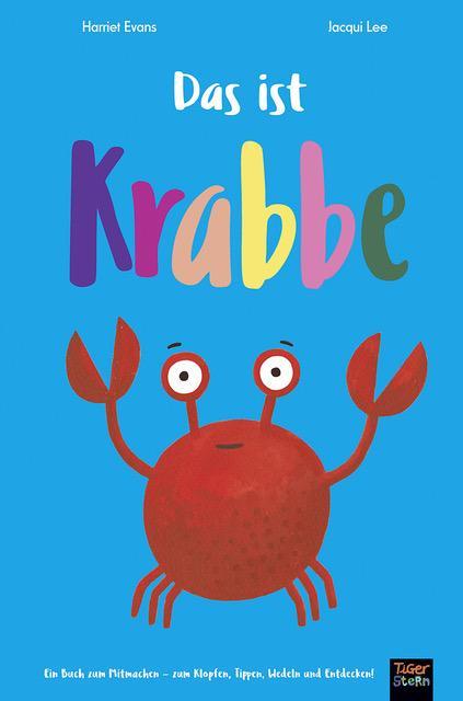Cover-Bild Das ist Krabbe
