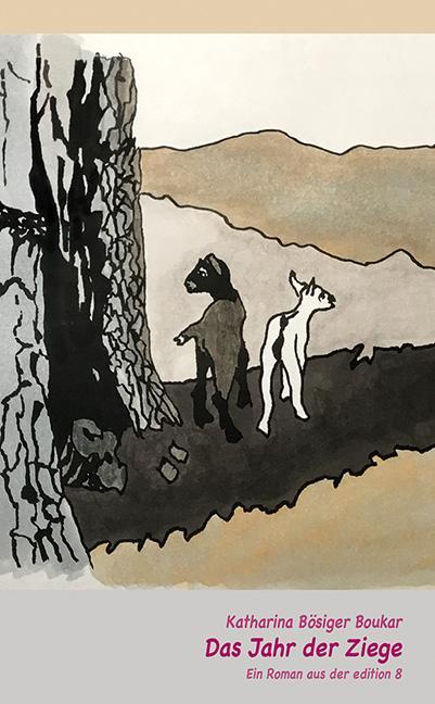 Cover-Bild Das Jahr der Ziege