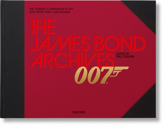 Cover-Bild Das James Bond Archiv