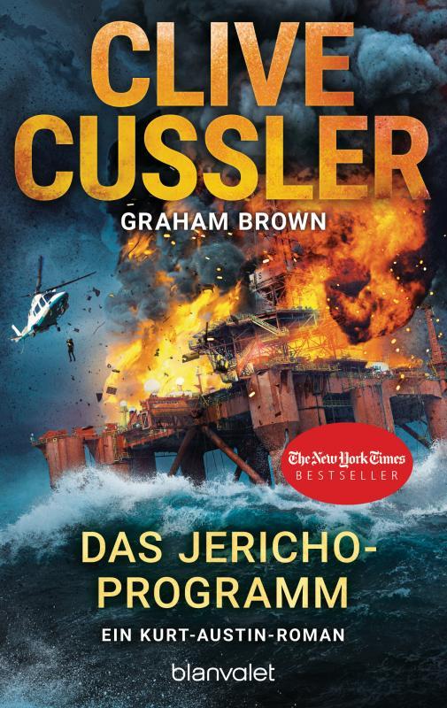 Cover-Bild Das Jericho-Programm