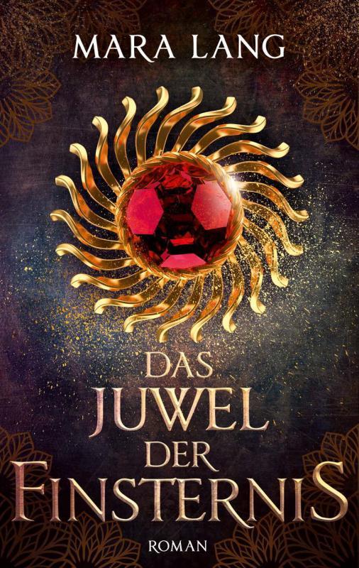 Cover-Bild Das Juwel der Finsternis