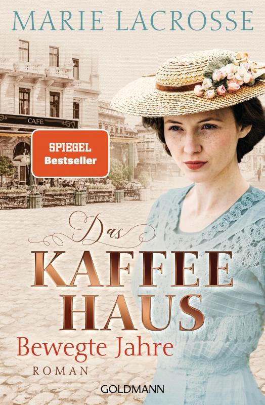 Cover-Bild Das Kaffeehaus - Bewegte Jahre