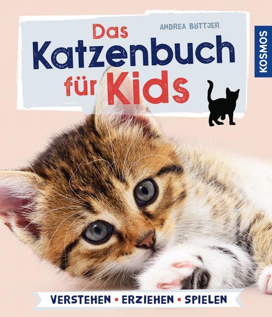 Cover-Bild Das Katzenbuch für Kids