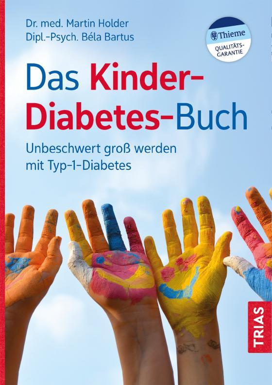 Cover-Bild Das Kinder-Diabetes-Buch