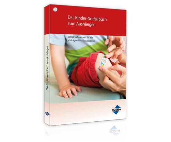 Cover-Bild Das Kinder-Notfallbuch