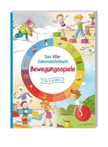 Cover-Bild Das Kita-Jahreszeitenbuch
