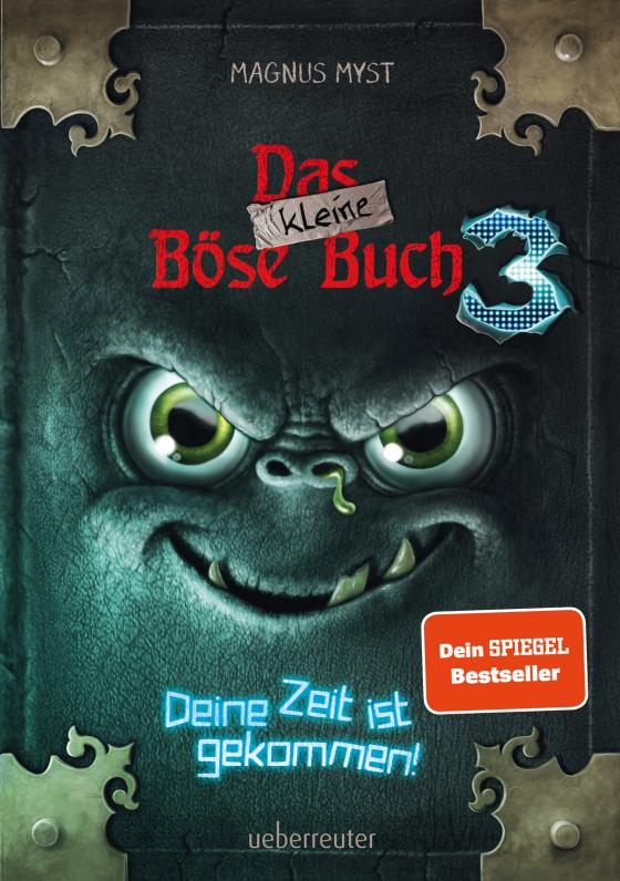 Cover-Bild Das kleine Böse Buch 3