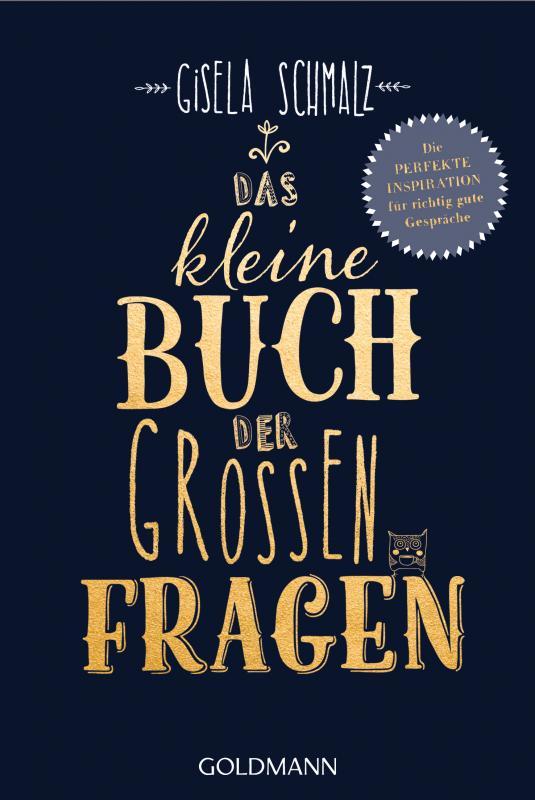 Cover-Bild Das kleine Buch der großen Fragen