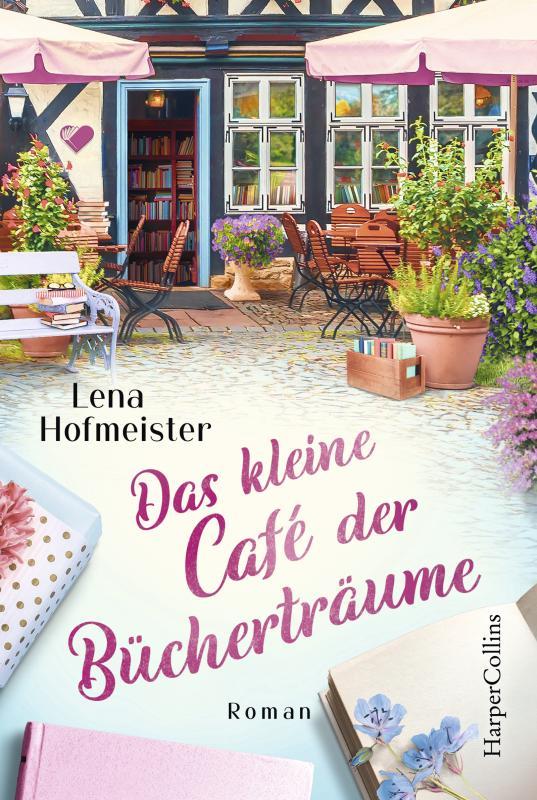 Cover-Bild Das kleine Café der Bücherträume