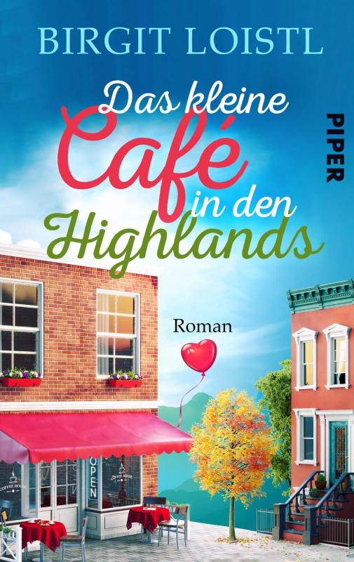 Cover-Bild Das kleine Cafe in den Highlands