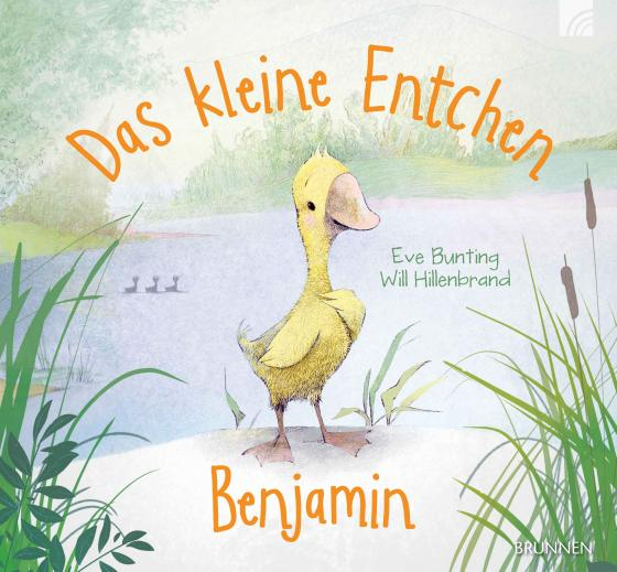 Cover-Bild Das kleine Entchen Benjamin