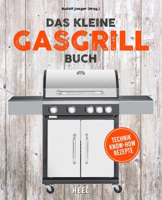 Cover-Bild Das kleine Gasgrill-Buch
