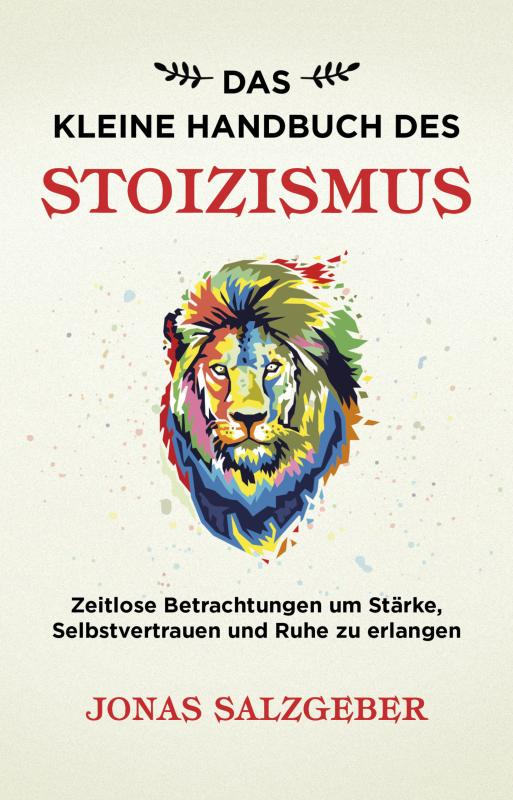 Cover-Bild Das kleine Handbuch des Stoizismus