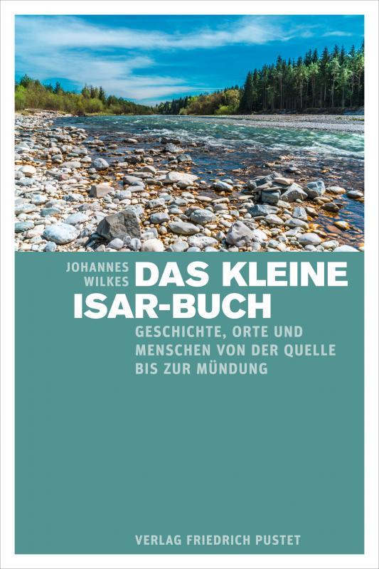 Cover-Bild Das kleine Isar-Buch