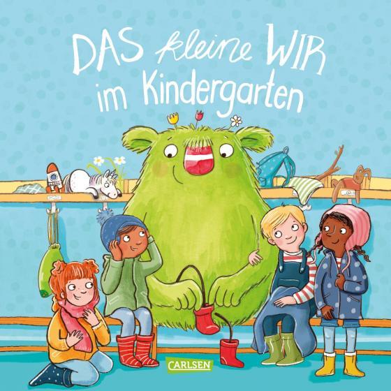 Cover-Bild Das kleine WIR im Kindergarten