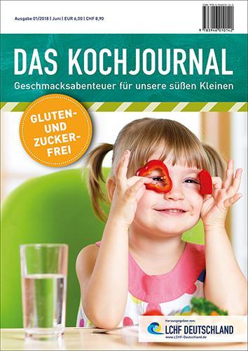 Cover-Bild Das Kochjournal - Geschmacksabenteuer für unsere süßen Kleinen