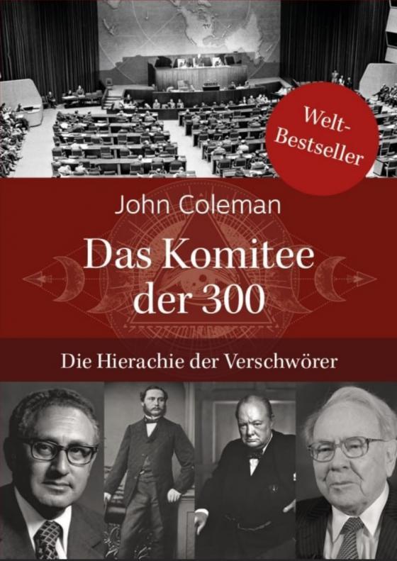 Cover-Bild Das Komitee der 300