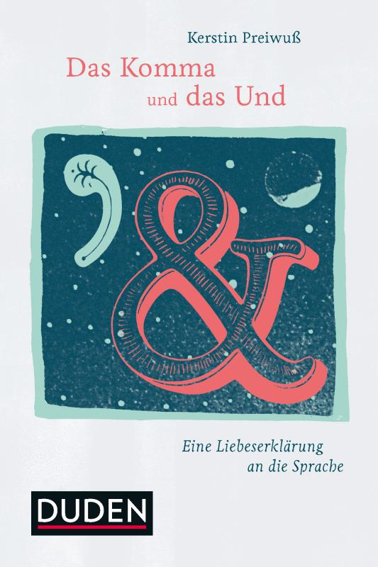 Cover-Bild Das Komma und das Und