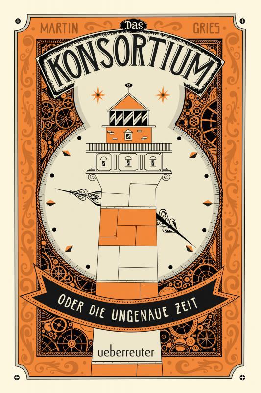 Cover-Bild Das Konsortium oder: Die ungenaue Zeit
