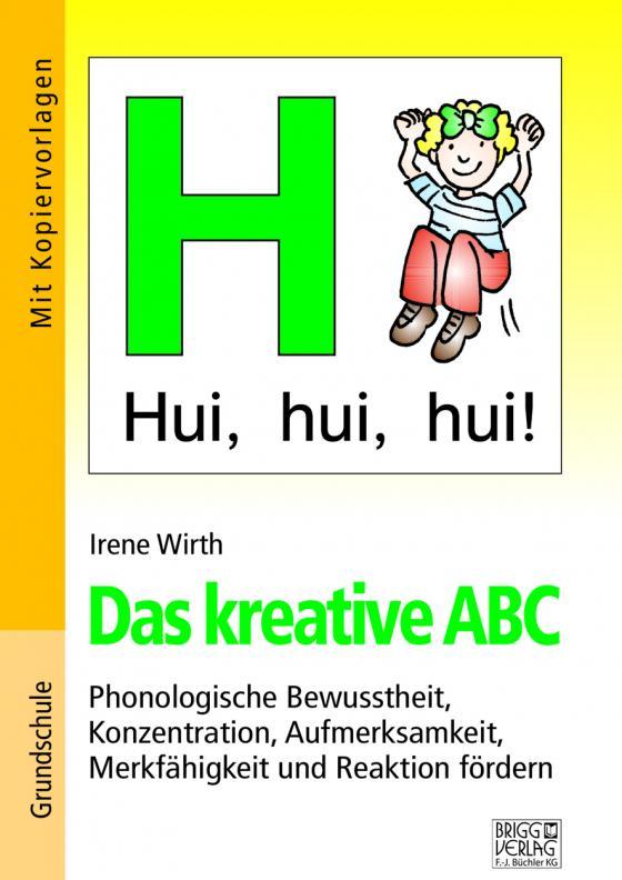 Cover-Bild Das kreative ABC