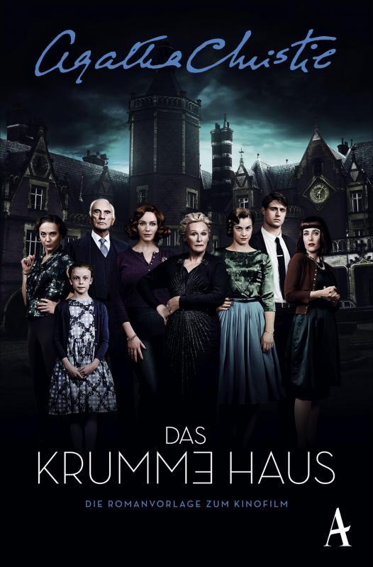 Cover-Bild Das krumme Haus